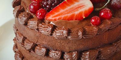 Tortas Trufadas Especiais - Senac MS