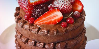 Naked Cake - Senac MS