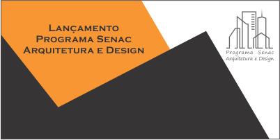 Arquitetura, Design e Engenharia: tudo junto e misturado - Senac MS