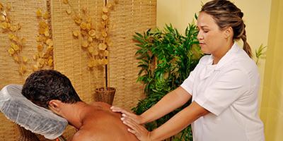 Quick Massagem - Senac MS