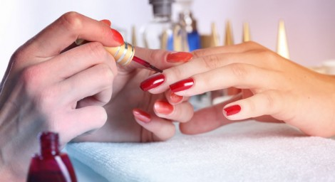 Manicure e Pedicure PSG