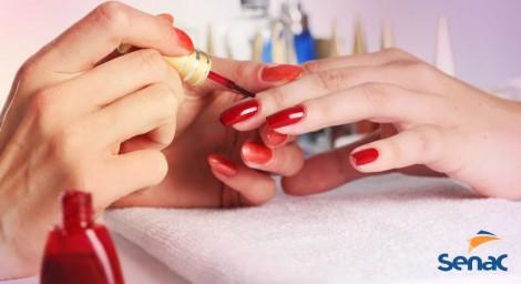 Curso Manicure Pedicure Senac
