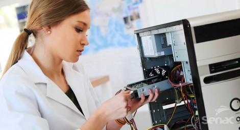 Curso Montador e Reparador de Computadores