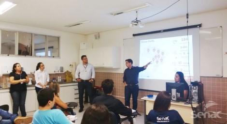 Visita Laboratorio Renato Arruda