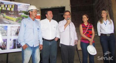Visita à Escola de Turismo e Hospitalidade em Campo Grande