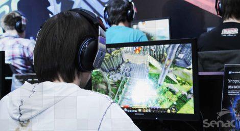 Curso Técnico em Desenvolvimento de Jogos Digitais - Senac MS