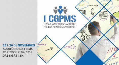 I Congresso de Gerenciamento de Projetos de Mato Grosso do Sul