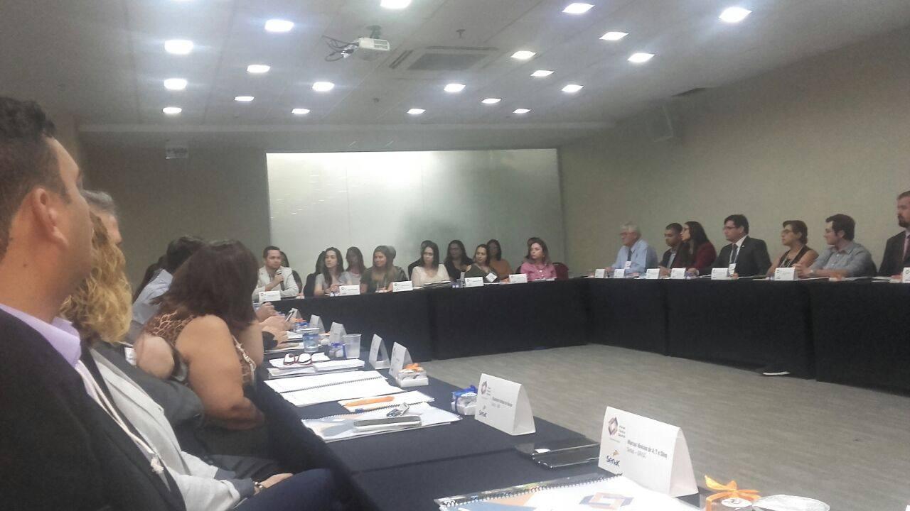 Senac MS participa do Fórum Setorial do Comércio em Brasília