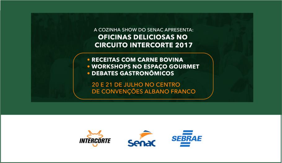 Senac e Sebrae levam oficinas de gastronomia ao Circuito InterCorte MS
